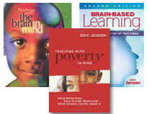 Eric Jensen Books on Brain Based Learning