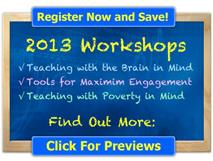 Teacher Workshops | Jensen Brain Based
