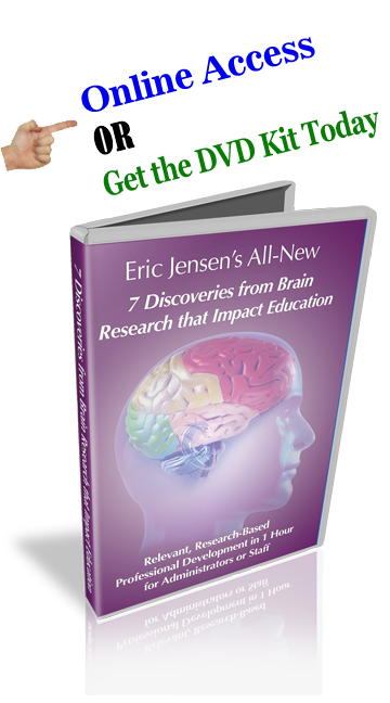7 Discoveries Brain Based